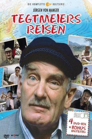 DVD »Tegtmeiers Reisen«