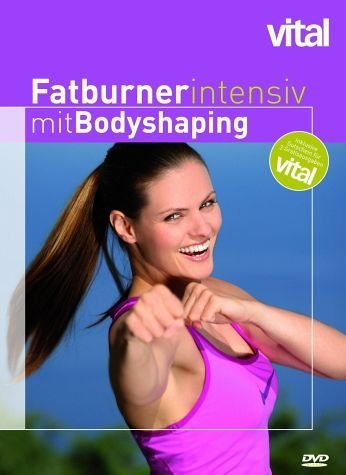 DVD »Fatburner - Intensiv mit Bodyshaping«