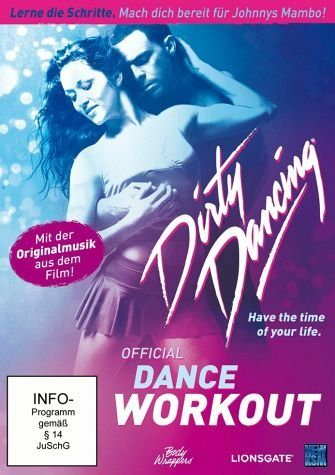 DVD »Dirty Dancing - Official Dance Workout«