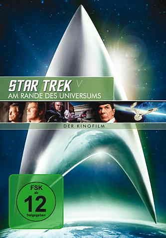 DVD »Star Trek 05 - Am Rande des Universums...«