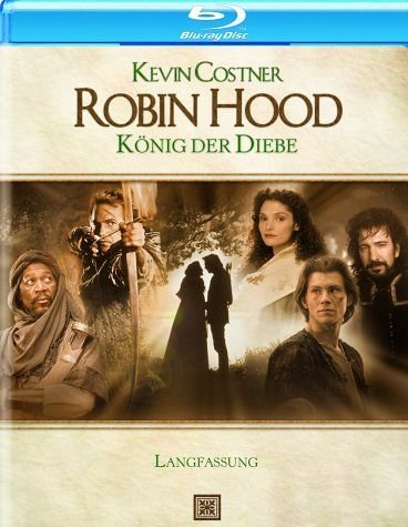 Blu-ray »Robin Hood - König der Diebe«