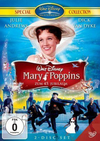 DVD »Mary Poppins - Zum 45. Jubiläum...«