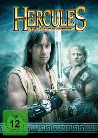 DVD »Hercules: The Legendary Journeys - Staffel...«