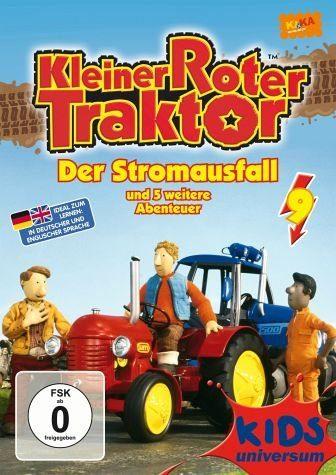 DVD »Kleiner roter Traktor 09 - Der Stromausfall...«