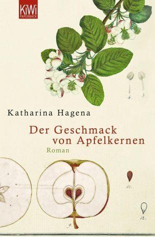 Broschiertes Buch »Der Geschmack von Apfelkernen«