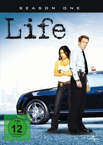 DVD »Life - Season 1 (3 DVDs)«