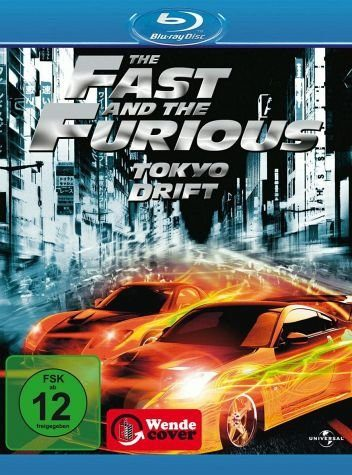 Blu-ray »The Fast and the Furious: Tokyo Drift«