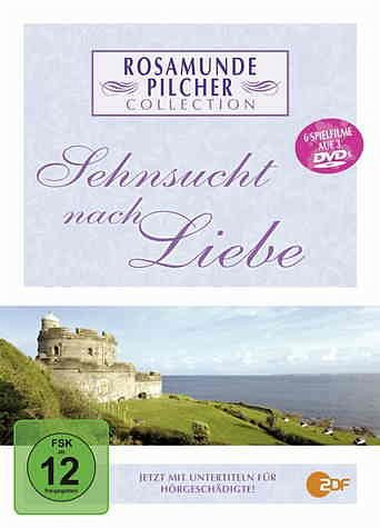 DVD »Rosamunde Pilcher Collection X - Sehnsucht...«