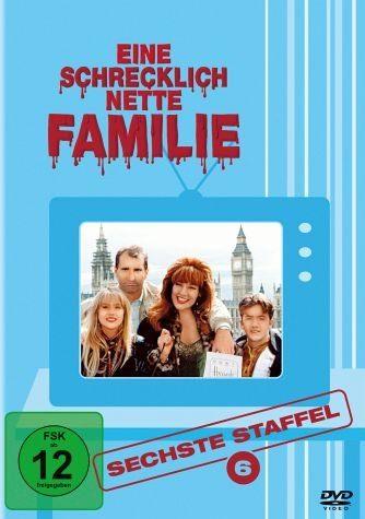 DVD »Eine schrecklich nette Familie - Sechste...«