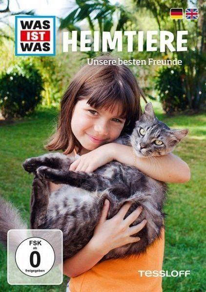 DVD »Was ist was: Heimtiere - Unsere besten Freunde«