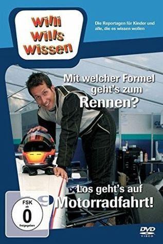 DVD »Willi wills Wissen - Mit welcher Formel gehtŽs...«