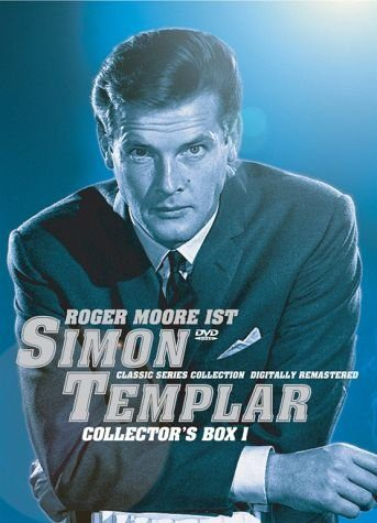 DVD »Simon Templar - Collector's Box 1«
