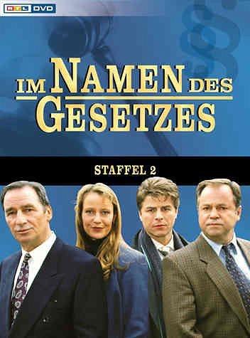 DVD »Im Namen des Gesetzes - Staffel 02«
