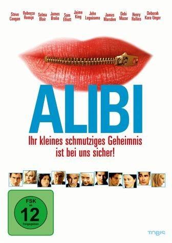 DVD »Alibi - Ihr kleines schmutziges Geheimnis ist...«