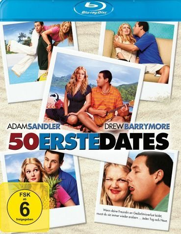 Blu-ray »50 erste Dates«