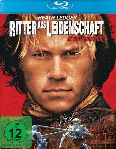 Blu-ray »Ritter aus Leidenschaft«