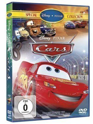 DVD »Cars (DVD)«