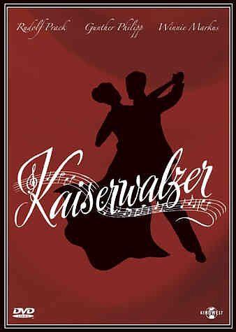 DVD »Kaiserwalzer«
