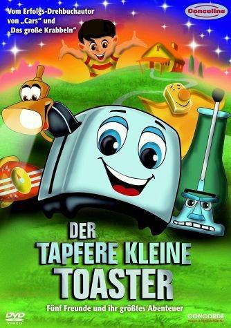 DVD »Der tapfere kleine Toaster«