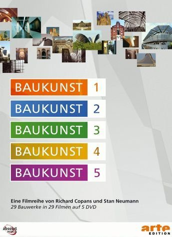 DVD »Baukunst, Vol. 01-05 (NTSC)«