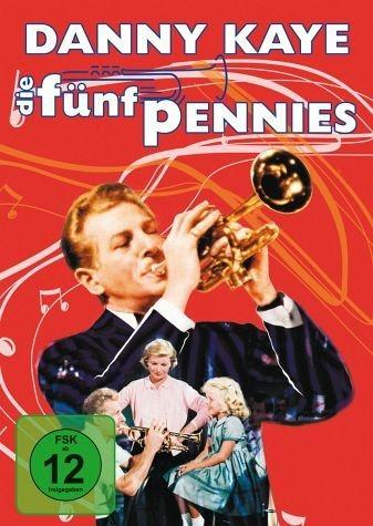 DVD »Die fünf Pennies«