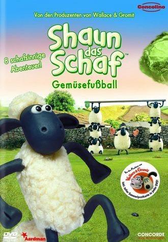 DVD »Shaun, das Schaf - Gemüsefußball, DVD«