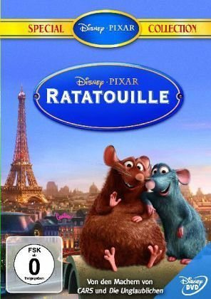 DVD »Ratatouille (Einzel-DVD)«