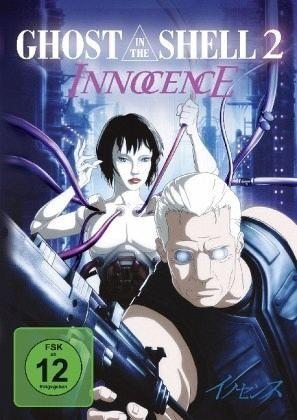 DVD »Ghost in the Shell 2 - Innocence (Standard...«