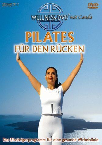 DVD »Pilates für den Rücken«