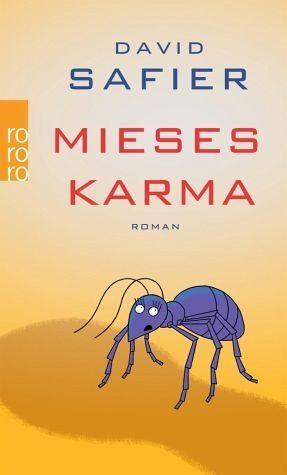 Broschiertes Buch »Mieses Karma«