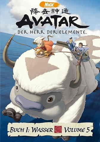 DVD »Avatar - Der Herr der Elemente, Buch 1:...«
