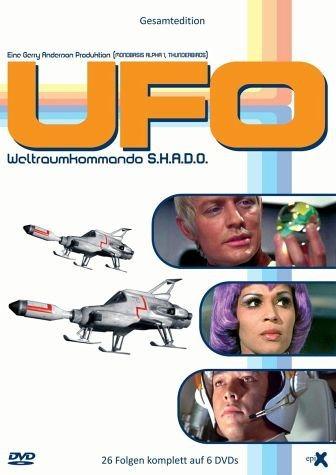 DVD »UFO - Gesamtedition (6 DVDs)«