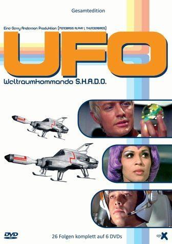 DVD »UFO - Gesamtedition (6 DVDs)«