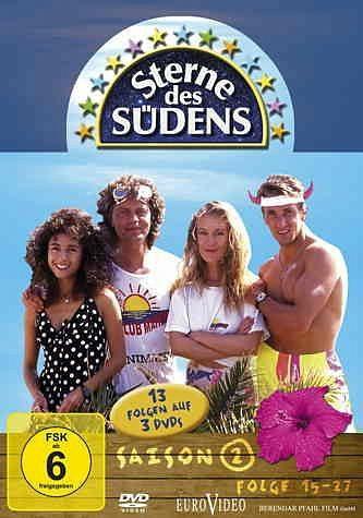 DVD »Sterne des Südens - Saison 2, Folge 15-27 (3...«
