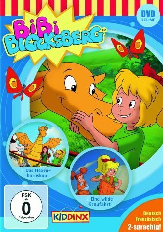 DVD »Bibi Blocksberg - Das Hexenhoroskop / Eine...«