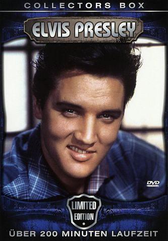 DVD »Elvis Presley - Collectors Box (Limited Edition)«
