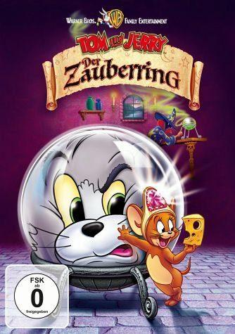 DVD »Tom und Jerry - Der Zauberring«