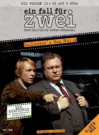 DVD »Ein Fall für Zwei - Collector's Box 2...«