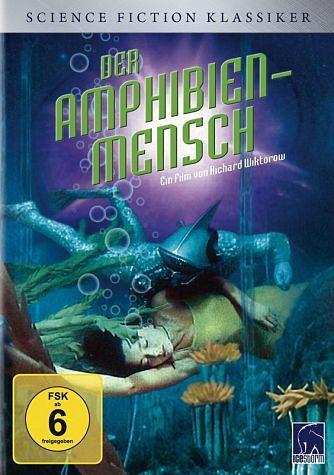 DVD »Der Amphibienmensch«