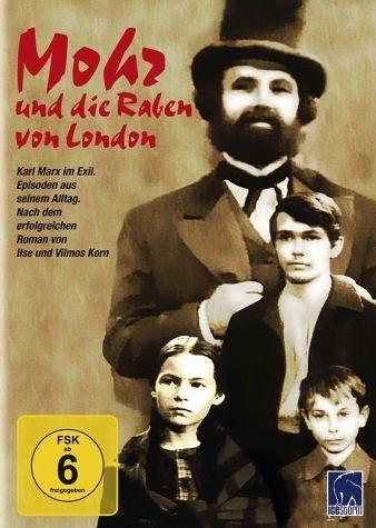 DVD »Mohr und die Raben von London«