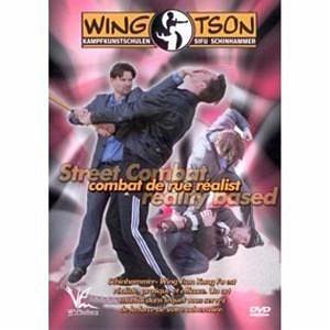 DVD »Wing Tsun Street Combat Reality Based«