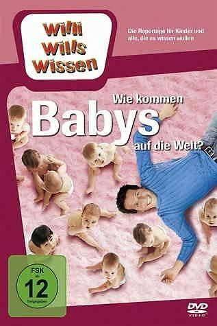 DVD »Willi will's wissen - Wie kommen die Babys auf...«