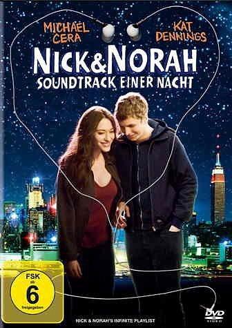 DVD »Nick & Norah - Soundtrack einer Nacht«