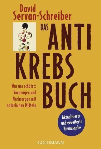 Broschiertes Buch »Das Antikrebs-Buch«