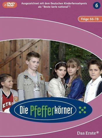DVD »Die Pfefferkörner - Staffel 6 (2 DVDs)«