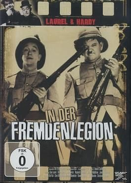 DVD »Dick und Doof - In der Fremdenlegion«