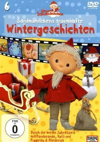 DVD »Unser Sandmännchen 6: Sandmännchens traumhafte...«
