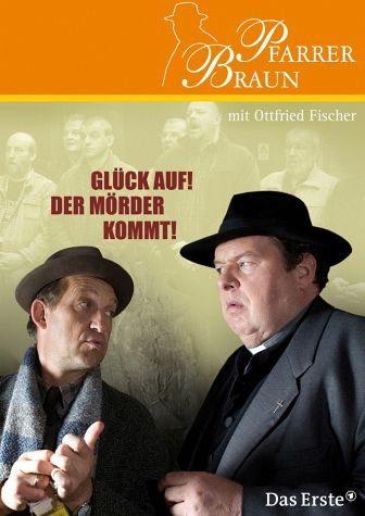 DVD »Pfarrer Braun: Glück auf! Der Mörder kommt!«