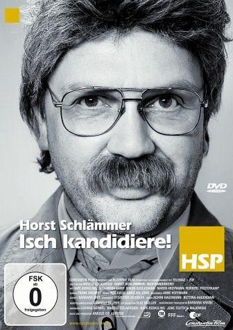 DVD »Horst Schlämmer - Isch kandidiere (DVD)«