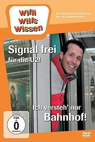 DVD »Willi wills Wissen - Signal frei für die U2! /...«